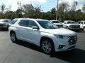 Chevrolet Traverse High Country AWD Pearl White photo #7