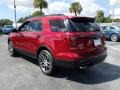 Ford Explorer Sport 4WD Ruby Red photo #3