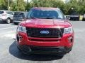 Ford Explorer Sport 4WD Ruby Red photo #8