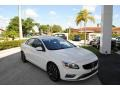 Volvo S60 T5 Dynamic Ice White photo #1