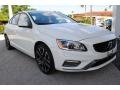 Volvo S60 T5 Dynamic Ice White photo #2