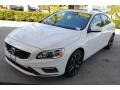 Volvo S60 T5 Dynamic Ice White photo #4