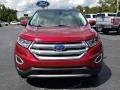 Ford Edge Titanium Ruby Red photo #8