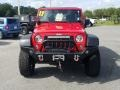 Jeep Wrangler Unlimited Sport 4x4 Firecracker Red photo #8