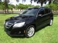 Volkswagen Tiguan Wolfsburg Edition Deep Black Metallic photo #1