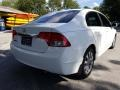 Honda Civic EX Sedan Taffeta White photo #3
