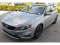 Volvo S60 T5 Dynamic Electric Silver Metallic photo #4