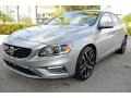 Volvo S60 T5 Dynamic Electric Silver Metallic photo #5