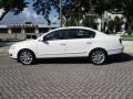 Volkswagen Passat Komfort Sedan Candy White photo #3