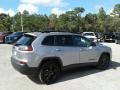 Jeep Cherokee Latitude Plus Billet Silver Metallic photo #5