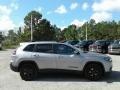 Jeep Cherokee Latitude Plus Billet Silver Metallic photo #6