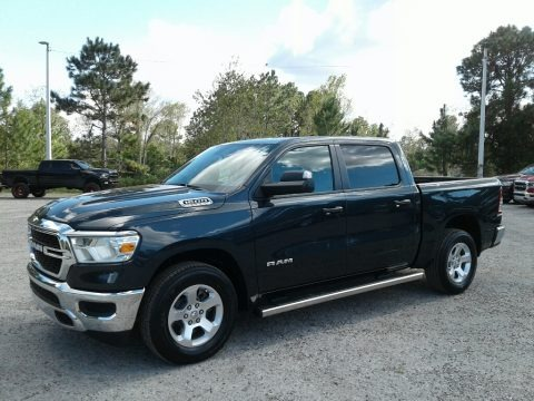 Maximum Steel Metallic 2019 Ram 1500 Tradesman Crew Cab