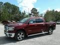 Ram 1500 Laramie Crew Cab Delmonico Red Pearl photo #1