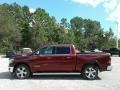 Ram 1500 Laramie Crew Cab Delmonico Red Pearl photo #2