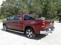 Ram 1500 Laramie Crew Cab Delmonico Red Pearl photo #3