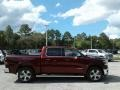 Ram 1500 Laramie Crew Cab Delmonico Red Pearl photo #6