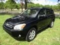 Toyota RAV4 Limited Black photo #1