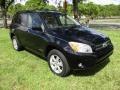 Toyota RAV4 Limited Black photo #13