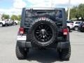 Jeep Wrangler Unlimited Sport 4x4 Black photo #4
