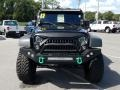 Jeep Wrangler Unlimited Sport 4x4 Black photo #8