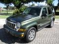 Jeep Liberty Limited Jeep Green Metallic photo #1