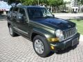 Jeep Liberty Limited Jeep Green Metallic photo #14