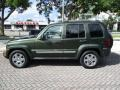 Jeep Liberty Limited Jeep Green Metallic photo #46