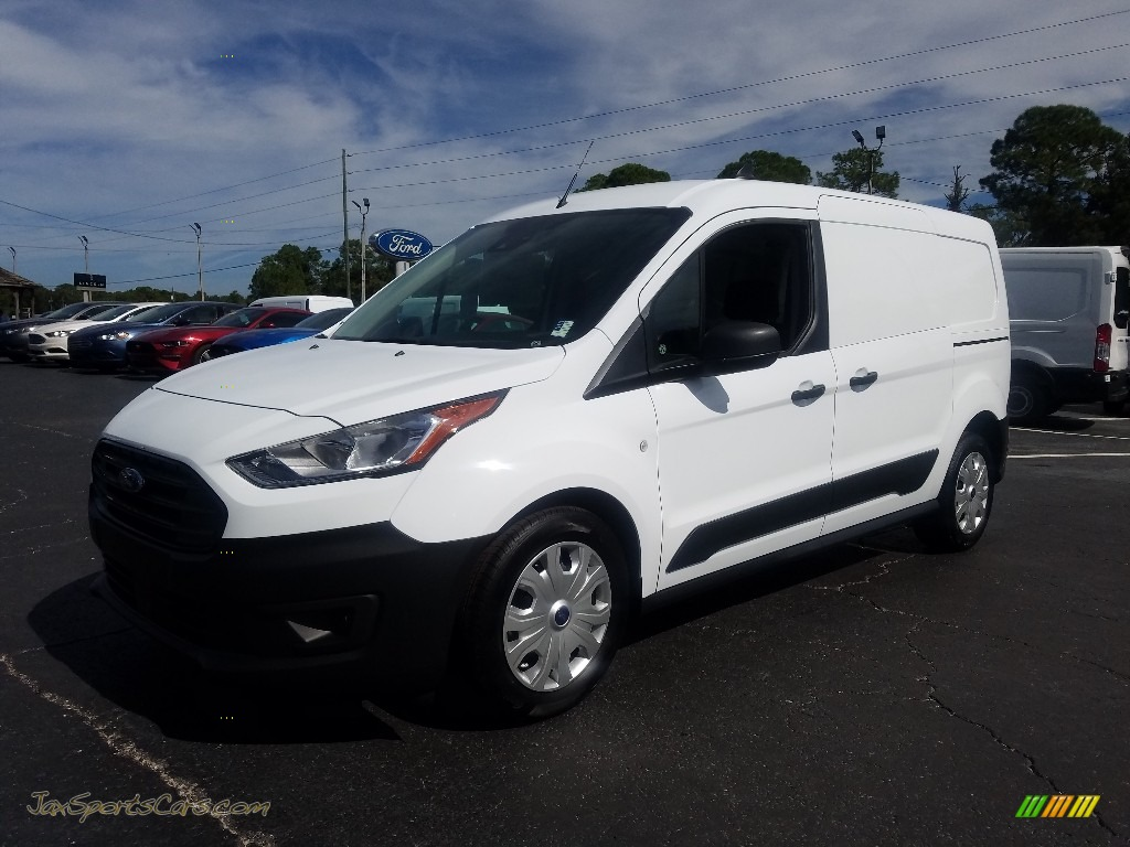 2019 Transit Connect XL Van - White / Ebony photo #1