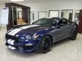 Ford Mustang Shelby GT350 Kona Blue photo #1
