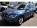 Volkswagen Tiguan SE Silk Blue Metallic photo #4