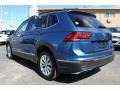 Volkswagen Tiguan SE Silk Blue Metallic photo #7
