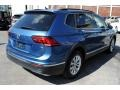 Volkswagen Tiguan SE Silk Blue Metallic photo #9