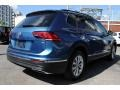 Volkswagen Tiguan SE Silk Blue Metallic photo #10