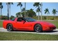 Chevrolet Corvette Coupe Torch Red photo #1