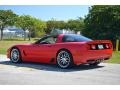 Chevrolet Corvette Coupe Torch Red photo #2