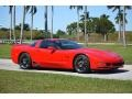 Chevrolet Corvette Coupe Torch Red photo #5