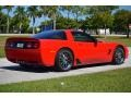 Chevrolet Corvette Coupe Torch Red photo #6