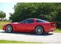 Chevrolet Corvette Coupe Torch Red photo #7