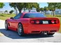 Chevrolet Corvette Coupe Torch Red photo #8