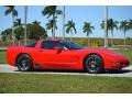 Chevrolet Corvette Coupe Torch Red photo #11
