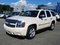 Chevrolet Tahoe LTZ White Diamond Tricoat photo #2