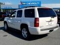 Chevrolet Tahoe LTZ White Diamond Tricoat photo #3