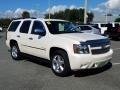 Chevrolet Tahoe LTZ White Diamond Tricoat photo #7