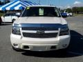 Chevrolet Tahoe LTZ White Diamond Tricoat photo #8
