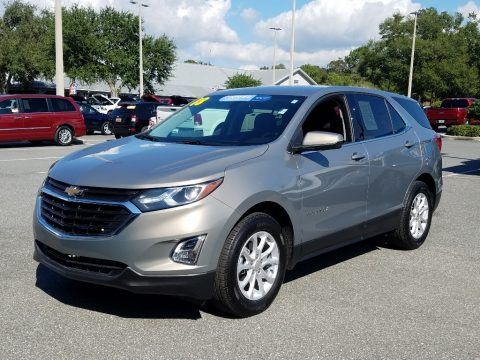 Pepperdust Metallic 2018 Chevrolet Equinox LT