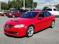 Pontiac G8 GT Liquid Red photo #1
