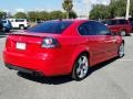 Pontiac G8 GT Liquid Red photo #5