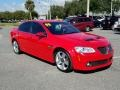 Pontiac G8 GT Liquid Red photo #7
