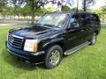 Cadillac Escalade ESV AWD Sable Black photo #1