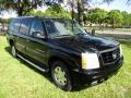 Cadillac Escalade ESV AWD Sable Black photo #13
